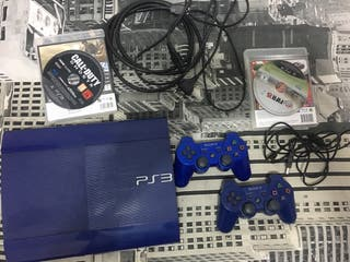 Consola playstation super slim 500gb