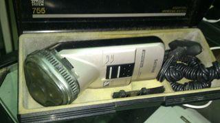 Máquina de afeitar Philips con funda