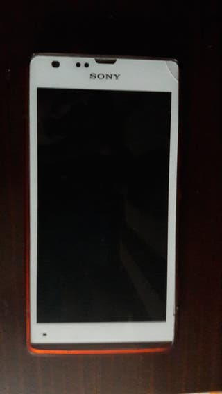 sony xperia sp blanco