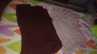 2 Camisas Mango talla S