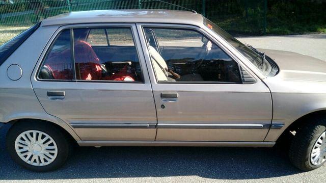 Peugeot 309 Profil