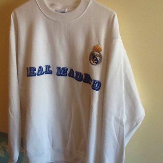 Sudadera Real Madrid de segunda mano en Granada en WALLAPOP 6747e16984990