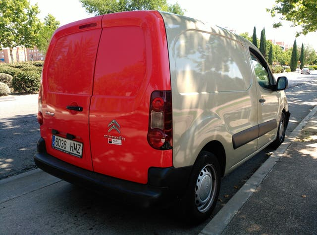 Citroen Berlingo 2012 1.6hdi