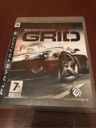 Race Driver Grid PS3