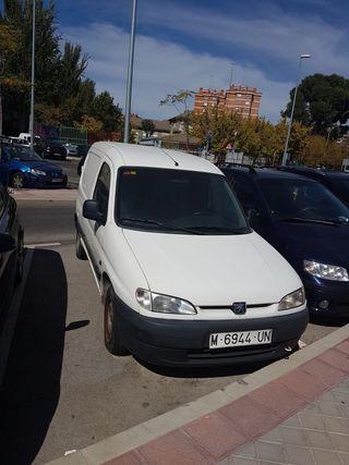 Peugeot Partner 1998 itv recien pasada