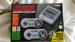 SNES Mini NUEVA - Super Nintendo Mini