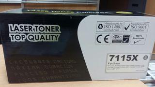 toner compatible impresora HP laserjet 1000