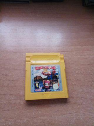 Donkey Kong Land 3 GB