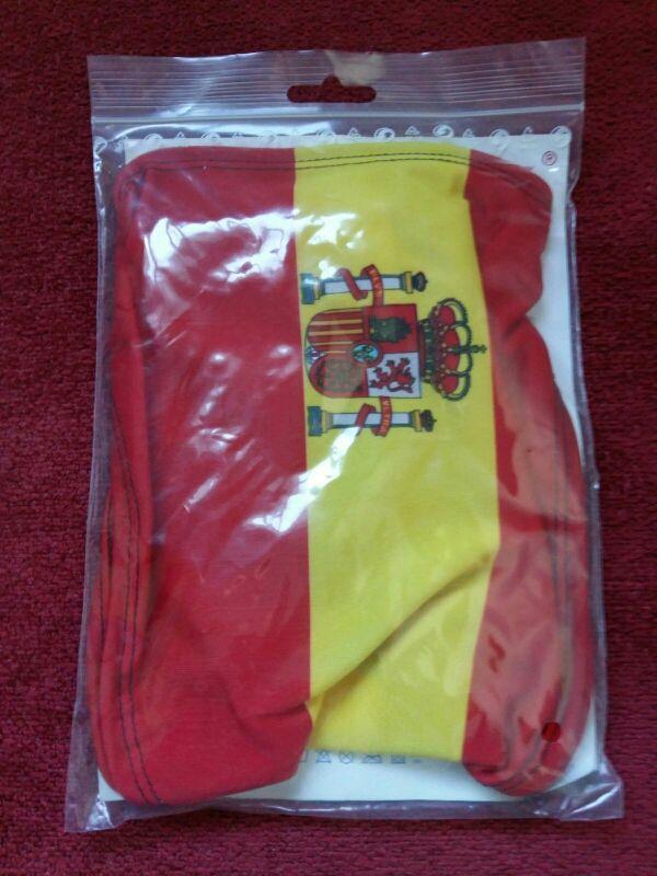funda de espejos retrovisores bandera de España