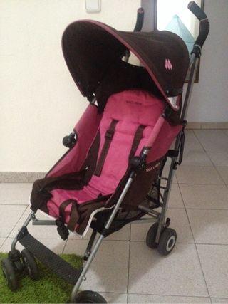 Sillita-carro paseo Maclaren+regalo