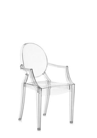 silla Louis Ghost de Philippe Stark, nuevo