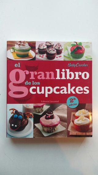 Libro Repostería Cup-Cakes