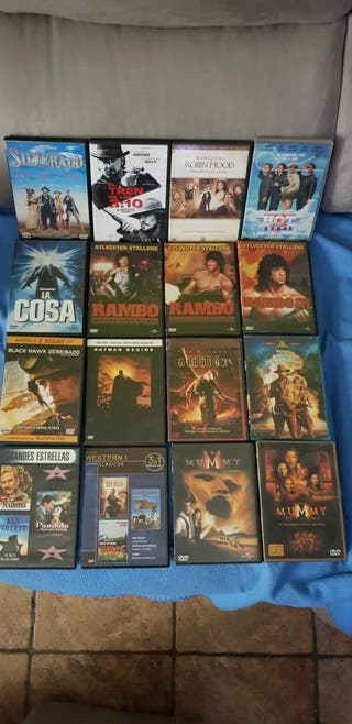 pelis DVD