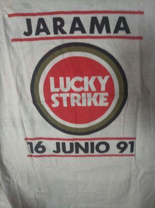 Camiseta Jarama 16 junio 1991