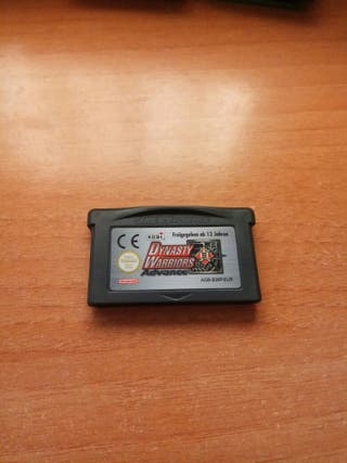 Dynasty Warriors GBA