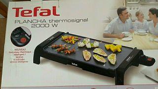 Plancha cociña thermosignal 2000W