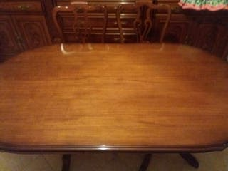 mesa de comedor con sillas incluidas
