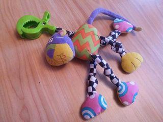 juguete bebe para colgar unisex playgro