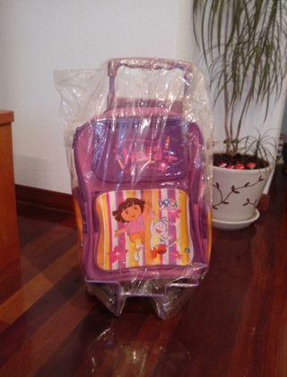 Mochila Infantil De Dora Nueva