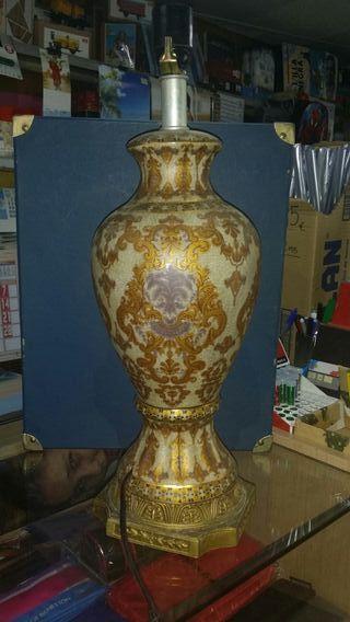 lampara de porcelana