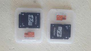 1 Tarjeta micro Sd 32 Gb lectura y escritura foto