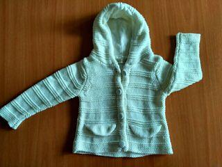 Chaqueta + Camisa Bebé niña