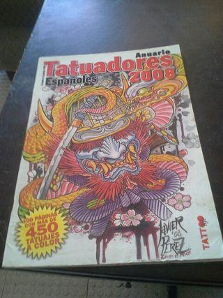 Revistas de Tatuadores