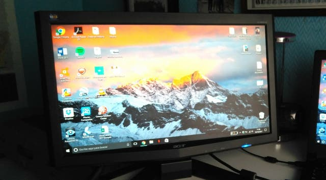 """Monitor ACER X193HQ 18,5"""" LCD"""