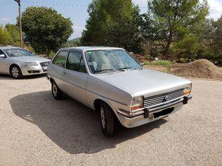Ford Fiesta L 1977