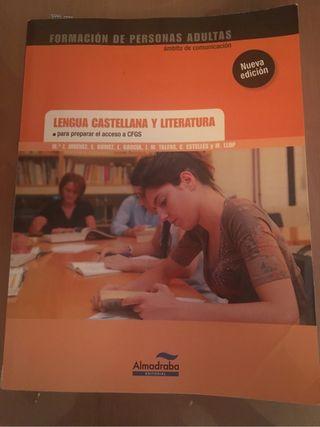 Libro de lengua Castellana