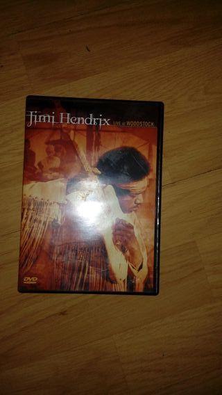 DVD de jimi hendrix