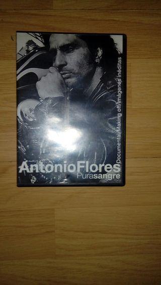 dvd de antonio flores