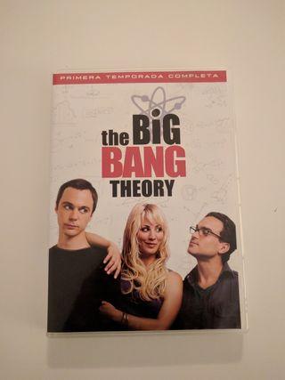 Big Bang Theory Primera temporada