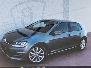 Volkswagen Golf 2014 Automático DSG Diesel 150 CV