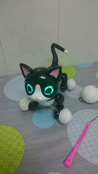 robot zoomer kitty