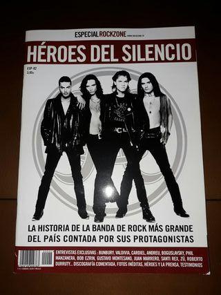 Especial Rockzone Heroes del Silencio