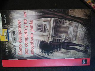 Libro de Sara Nickerson