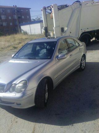 Mercedes-benz Clase C 2000