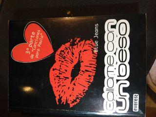 Libro: Callame con un beso