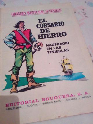 comic el corsario de hierro