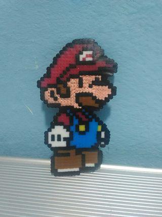 Hama de Mario Bros