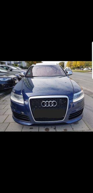 Audi RS6 plus V10 TFSI 580cv 2010