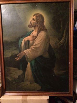 Cuadro de jesus de nazaret