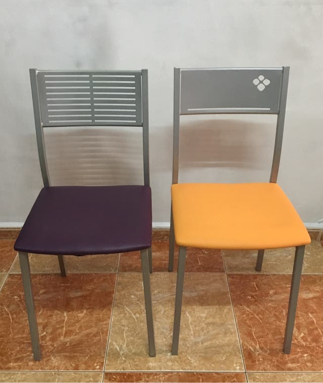 Sillas de Cocina de Fabrica por encargo de segunda mano en Murcia en ...