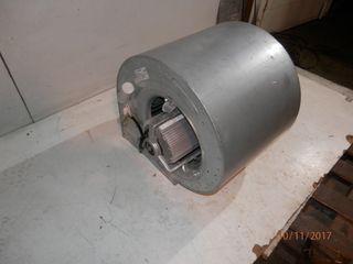 Extractor salida de humos ventilacion