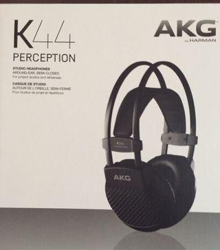 AURICULARES AKG K44 Perception