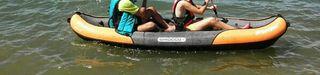 kayak sevylor sirocco y accesorios