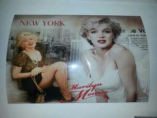 Cuadro Marilyn Monroe...New York