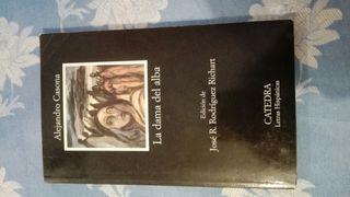 La dama del Alba. Libro lectura