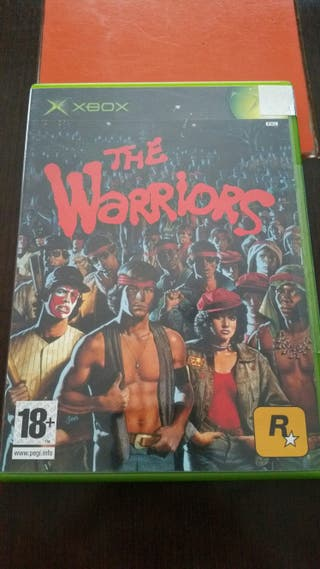 The Warriors xbox